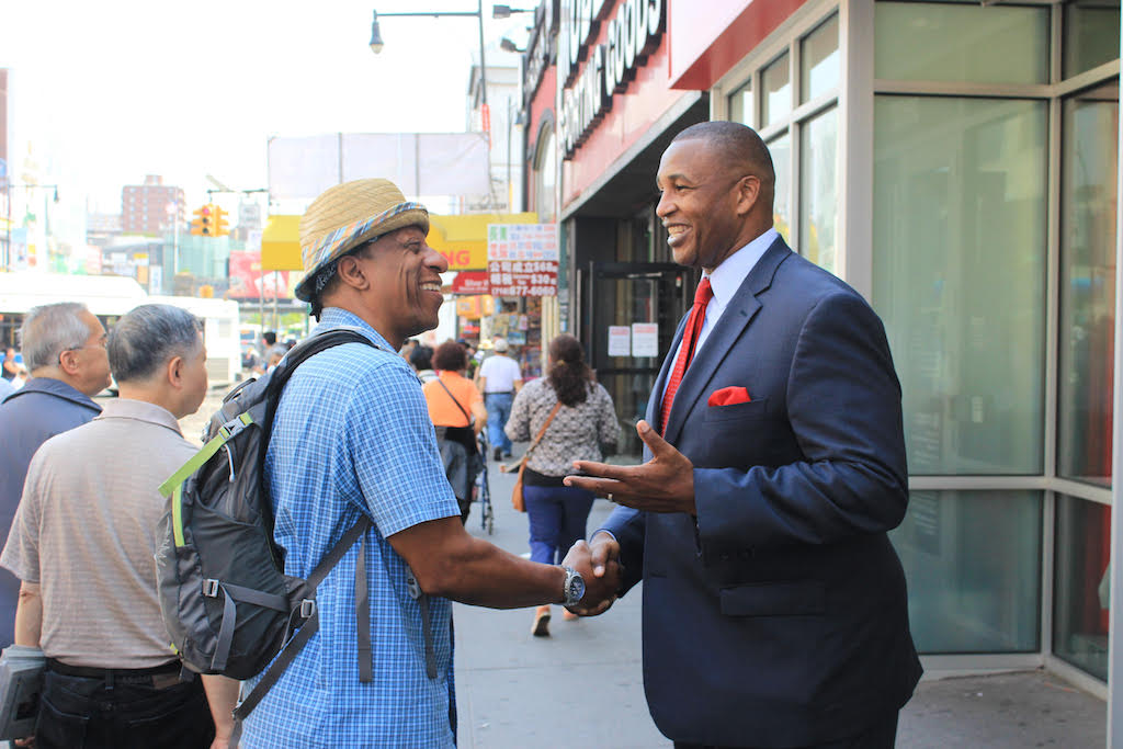 Interview with Comptroller Candidate Michel J. Faulkner