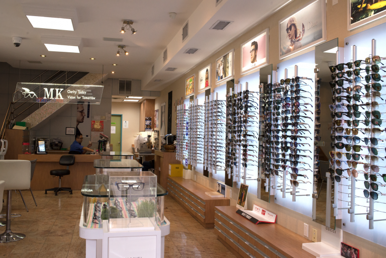 Routine Eye Exam, Eyewear and More at MK Vision Center Forest Hills